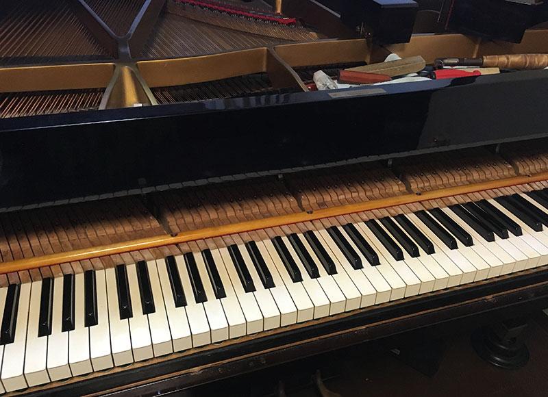 ピアノのメンテナンス2-4