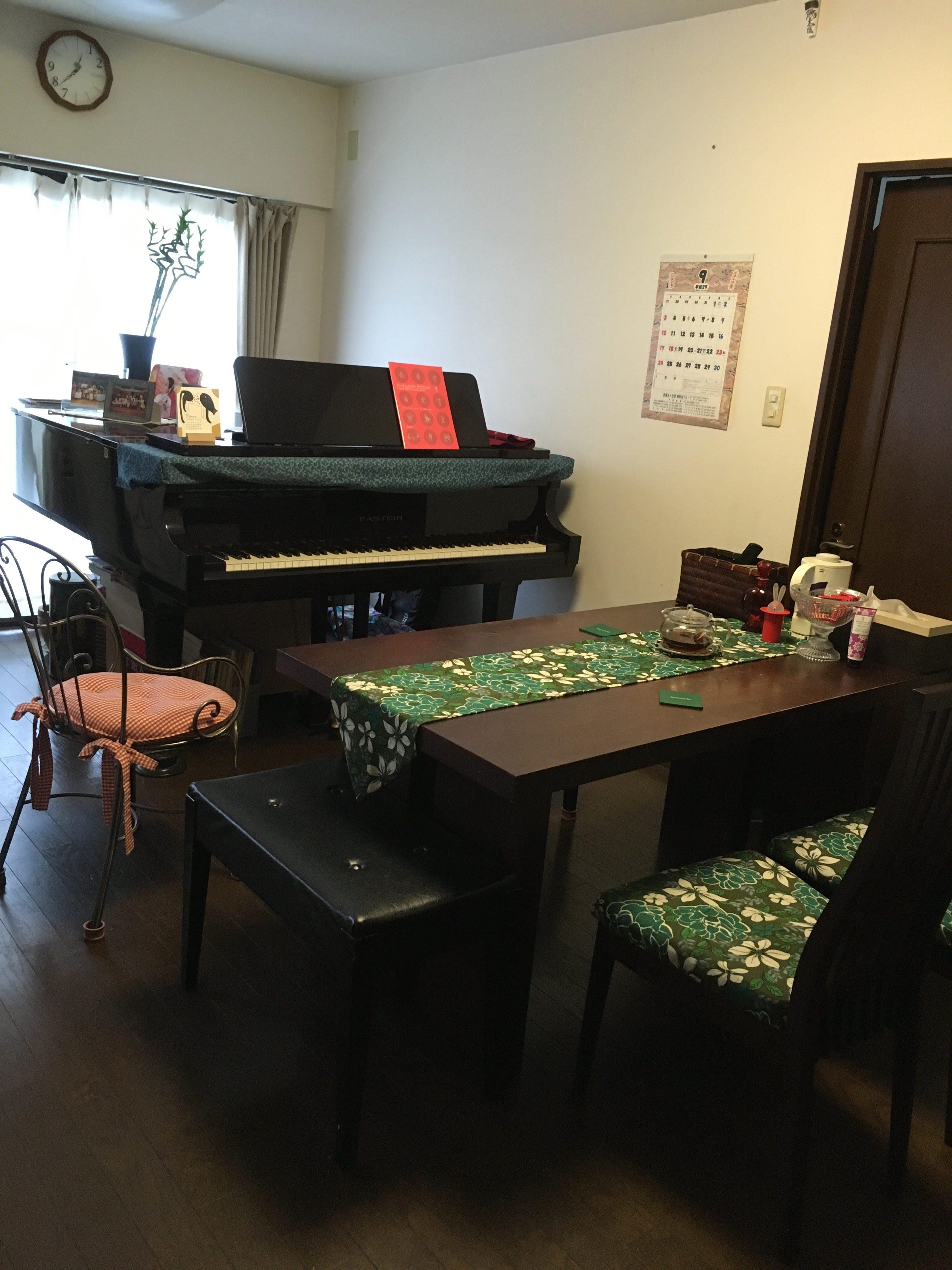ピアノのメンテ3-1